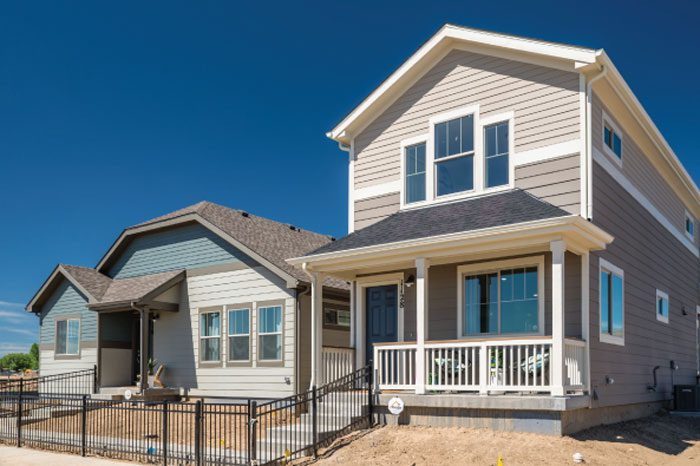 June 16: Grand opening of Blue Vista's  model wee-Cottages in Longmont