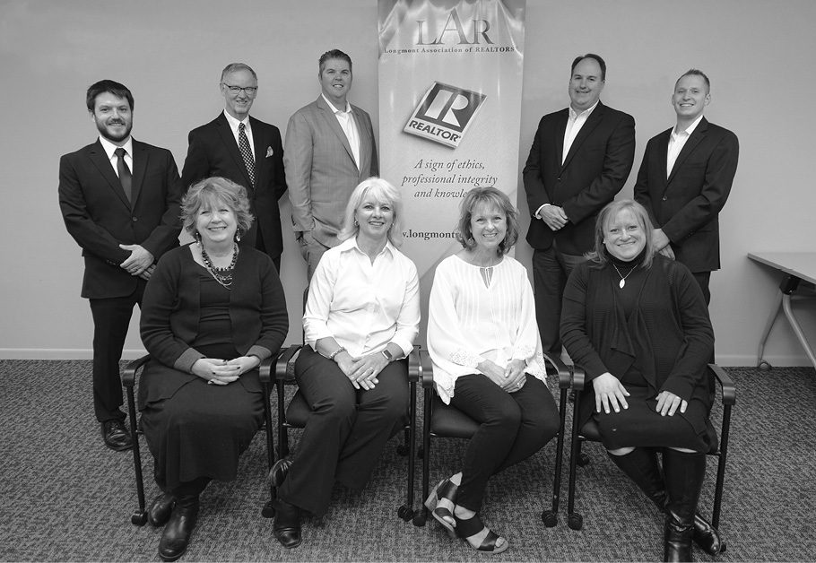 2019 Longmont Association of Realtors Board of Directors