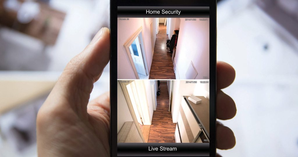 Home Security - Protect Home During Vacation