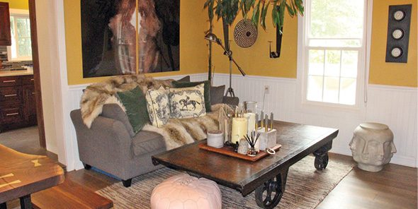 Design Recipes 10 tips for decorating a vacation rental