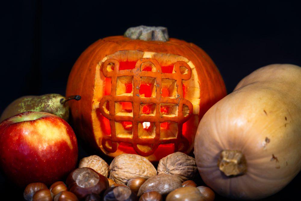 A short history of Samhain