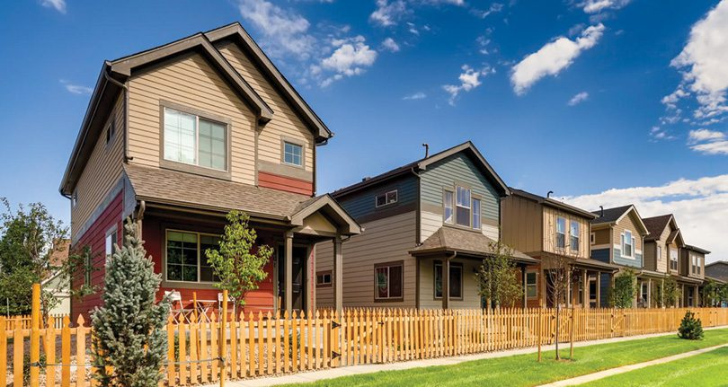 The changing state of Colorado Front Range housing