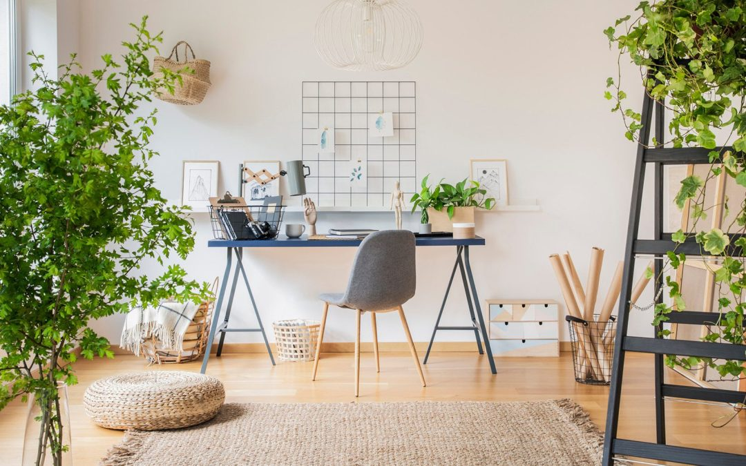 Ask Angie's List:  How can I boost productivity in my home office?