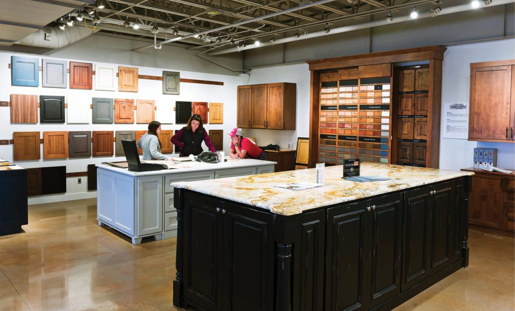 Tharp Custom Cabinetry