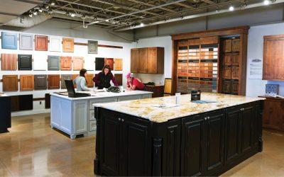 Create Your Custom Look at Tharp Custom Cabinetry