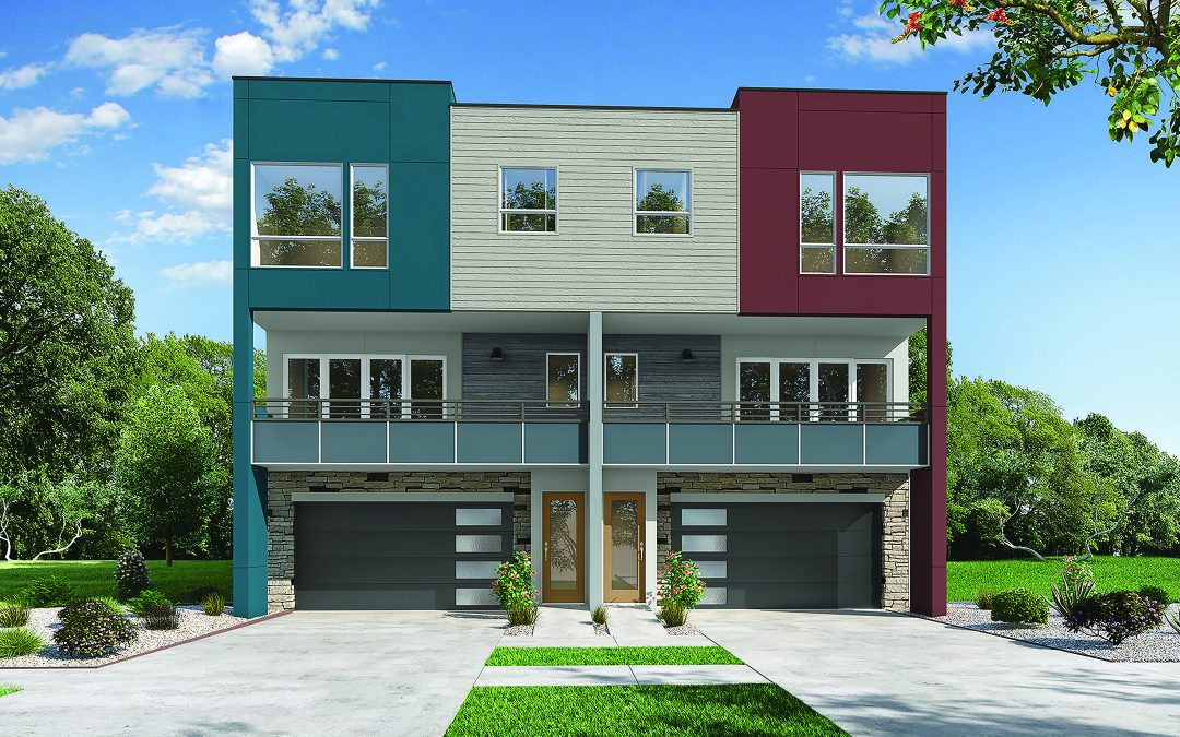 Markel Homes brings easy living town homes and duplexes to Longmont and new condo lofts to North End in Louisville