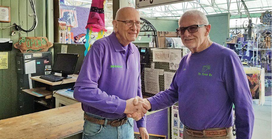Michael Morris Elected President of Garden Centers of Colorado