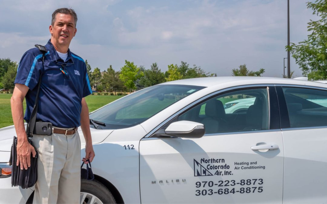 Northern Colorado Air, Inc. Improving the Air You Breathe