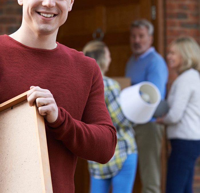 Moving home could help renters save for a down payment