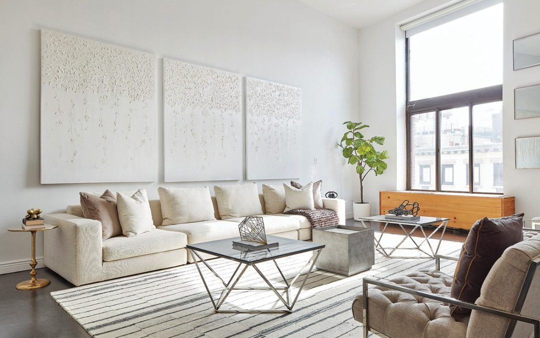 Design Recipes: The art of the area rug