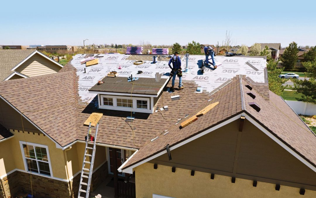 Loveland Roofing offers a local solution for storm damage