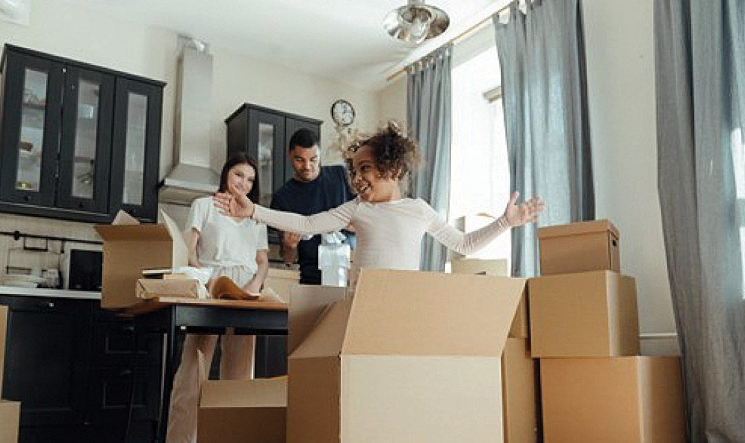 Moving with kids? Tips for making it easier