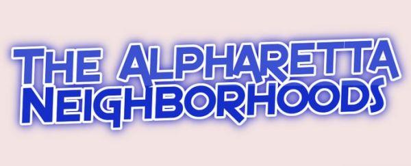 Alpharetta Neighborhoods With Alpharetta In The Name