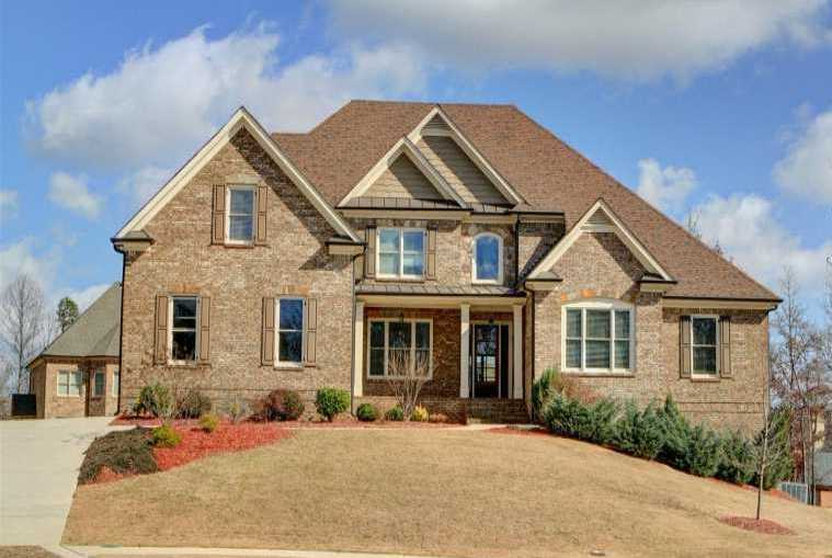 Buford GA Estate Homes In Stonegate At Ivy Creek