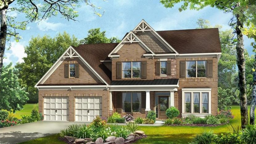Buford New Homes Neighborhood-DR Horton Built