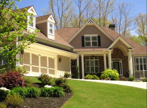 Craftsman Style Home In Autumn Brook