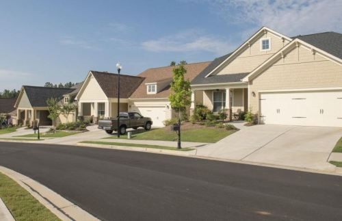 Homes In Soliel Laurel Canyon Subdivision
