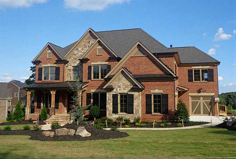 Greystone Manor-Cumming GA Estate Homes In Luxury Gated Community