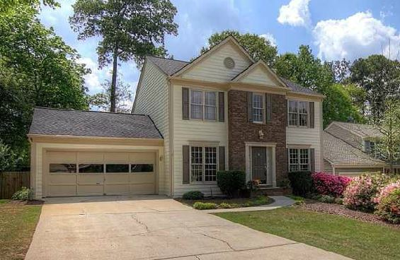 Home In Johns Creek-Abbotts Landing Subdivision
