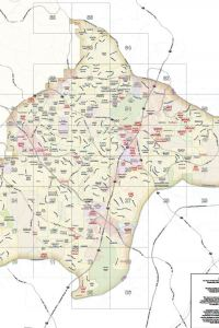 Map Of Johns Creek Georgia