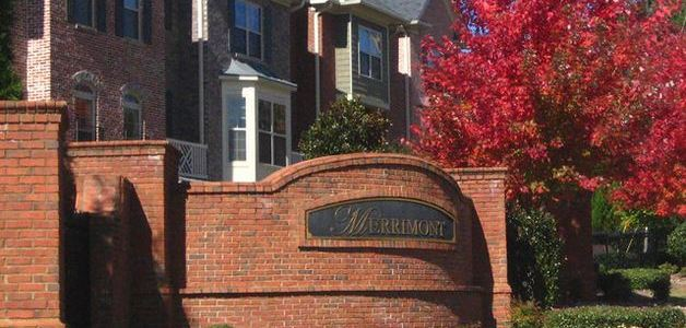North Fulton Gated Townhome Community