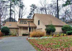 House In Alpine Lakes Subdivision