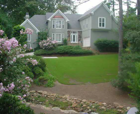 House In Marietta Ashebrooke Community