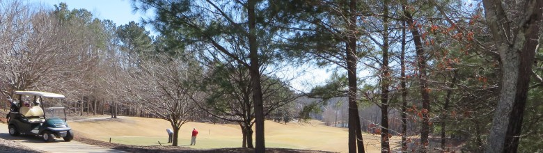 Milton GA Golf Course