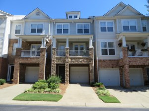 Milton GA Townhome Living In Wyndham