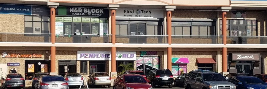 at home in puerto rico - banking in puerto rico - picture of first tech fcu in aguadilla