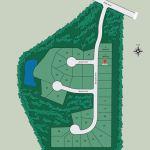 Site Plan Mosspointe D.R. Horton Community