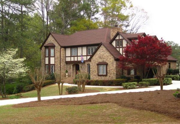Willow Springs Roswell Georgia Home