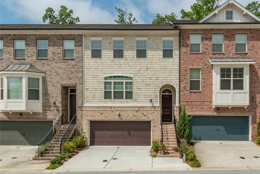Smyrna Townhome Living In West Village
