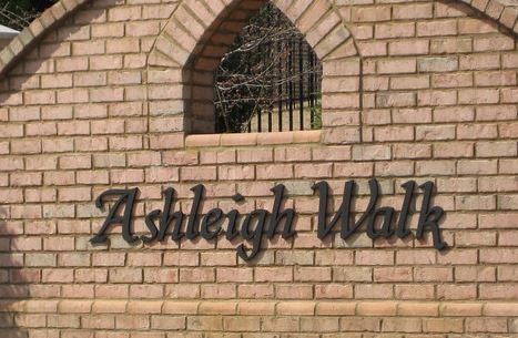 Let's Take A Walk In Ashleigh Walk Suwanee GA Subdivision