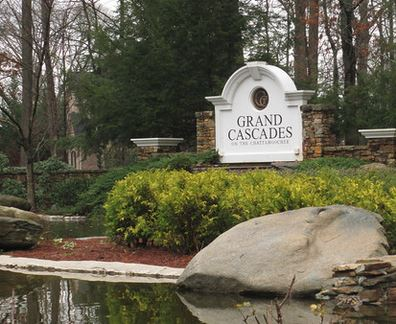 Grand Cascades Suwanee Subdivision of Homes