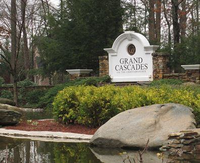 Grand Cascades Suwanee Subdivision of Homes