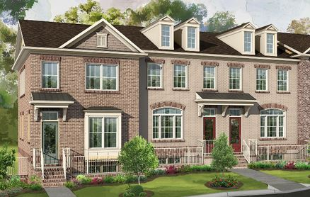Hurry To See New Suwanee GA Townhomes Now