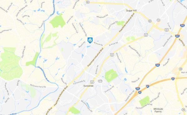 Bayswater Common Neighborhood Map Location
