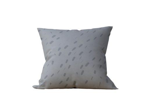 Almofada Decorativa Pintas in Grey - 45x45