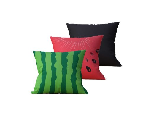Kit com 3 Almofadas decorativas Wasse - 45x45 - by #1 AtHome Loja