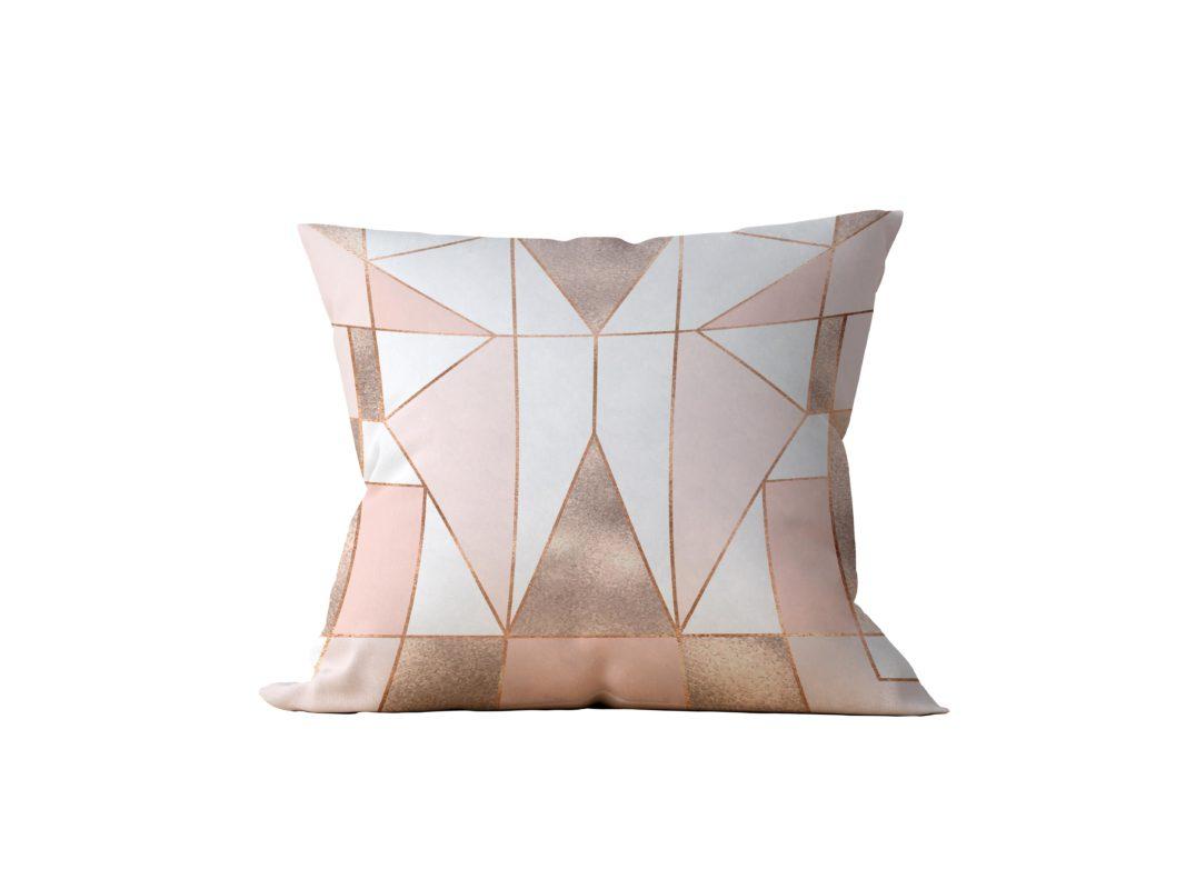 Almofada Decorativa Roz - 45x45