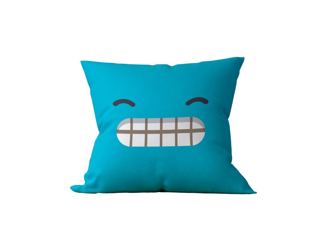 0ceec98e484c9b Almofada Decorativa Smile Emoji - 45x45