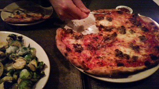 best pizza in Seattle
