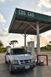 Road Trip Belize Travel Tips - Rental Car
