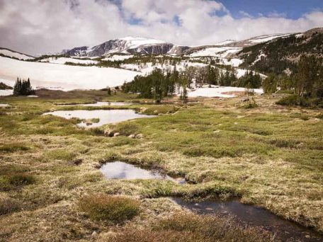 Montana's Absaroka-Beartooth Wilderness Hiking