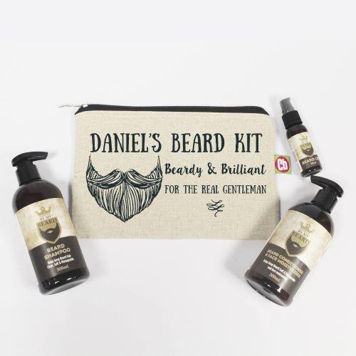 Beard Kit - Lovely Little Gifts