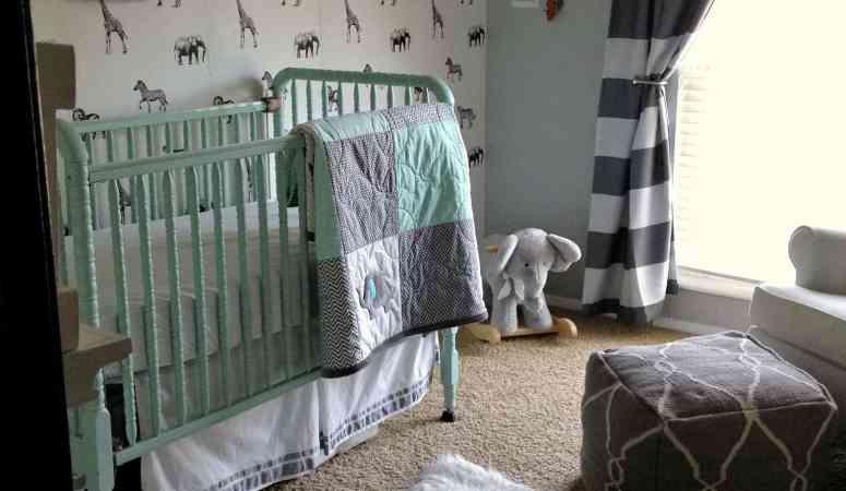 Nursery Home Tour
