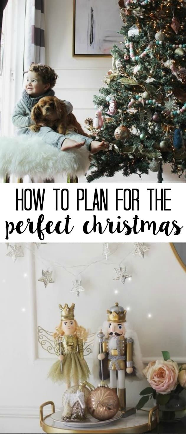 How to Plan for the Perfect Christmas