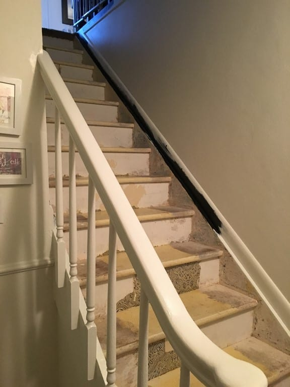 How To Create A Modern Stair Gallery Wall. Ideas On Layout, Artwork, And