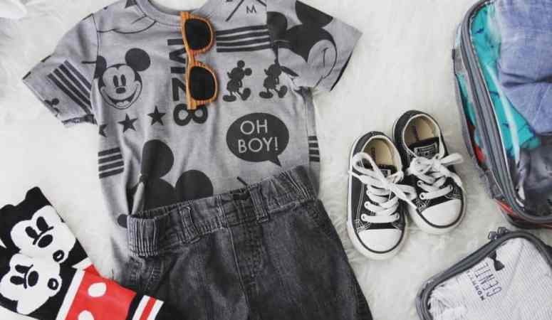 How to Pack for Babies and Toddlers (with free Printable!)